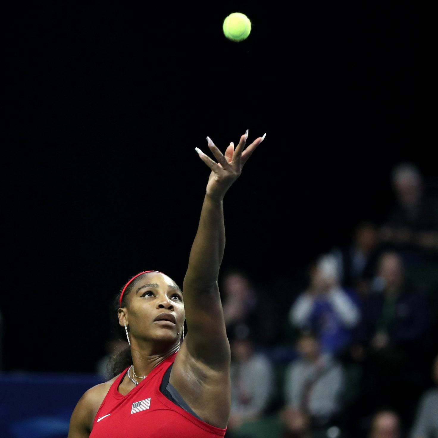 Here's How Serena Williams Is Keeping Herself Busy During The Coronavirus