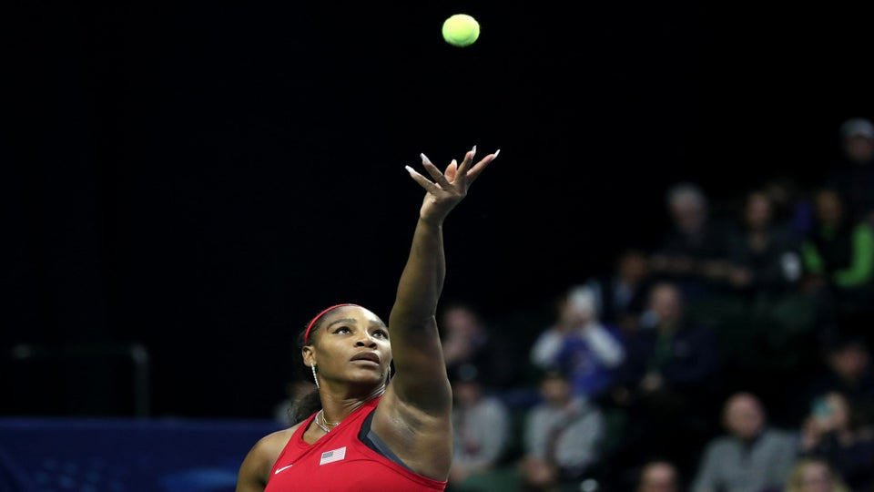 Here's How Serena Williams Is Keeping Busy During Coronavirus