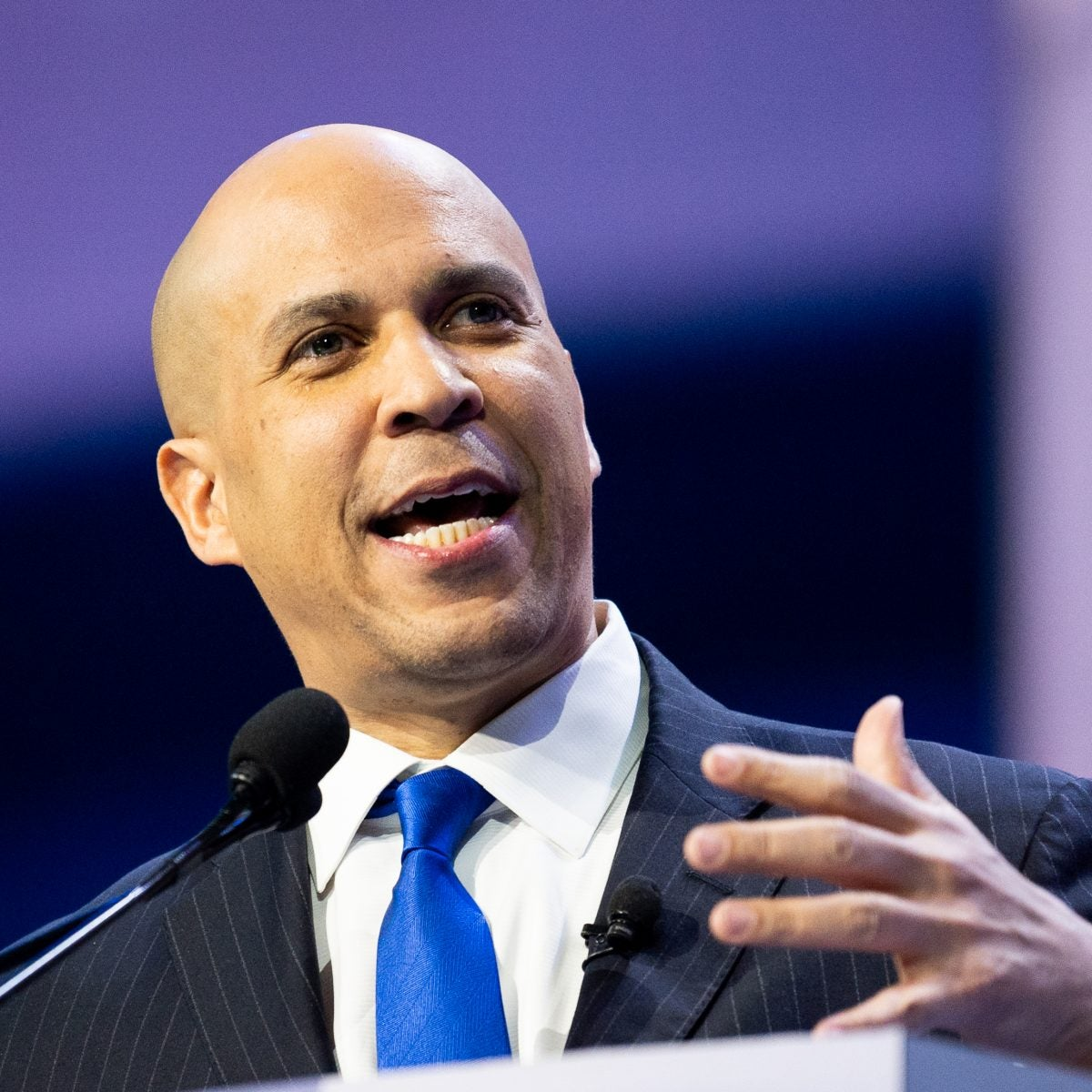 Senator Cory Booker Endorses Joe Biden For President