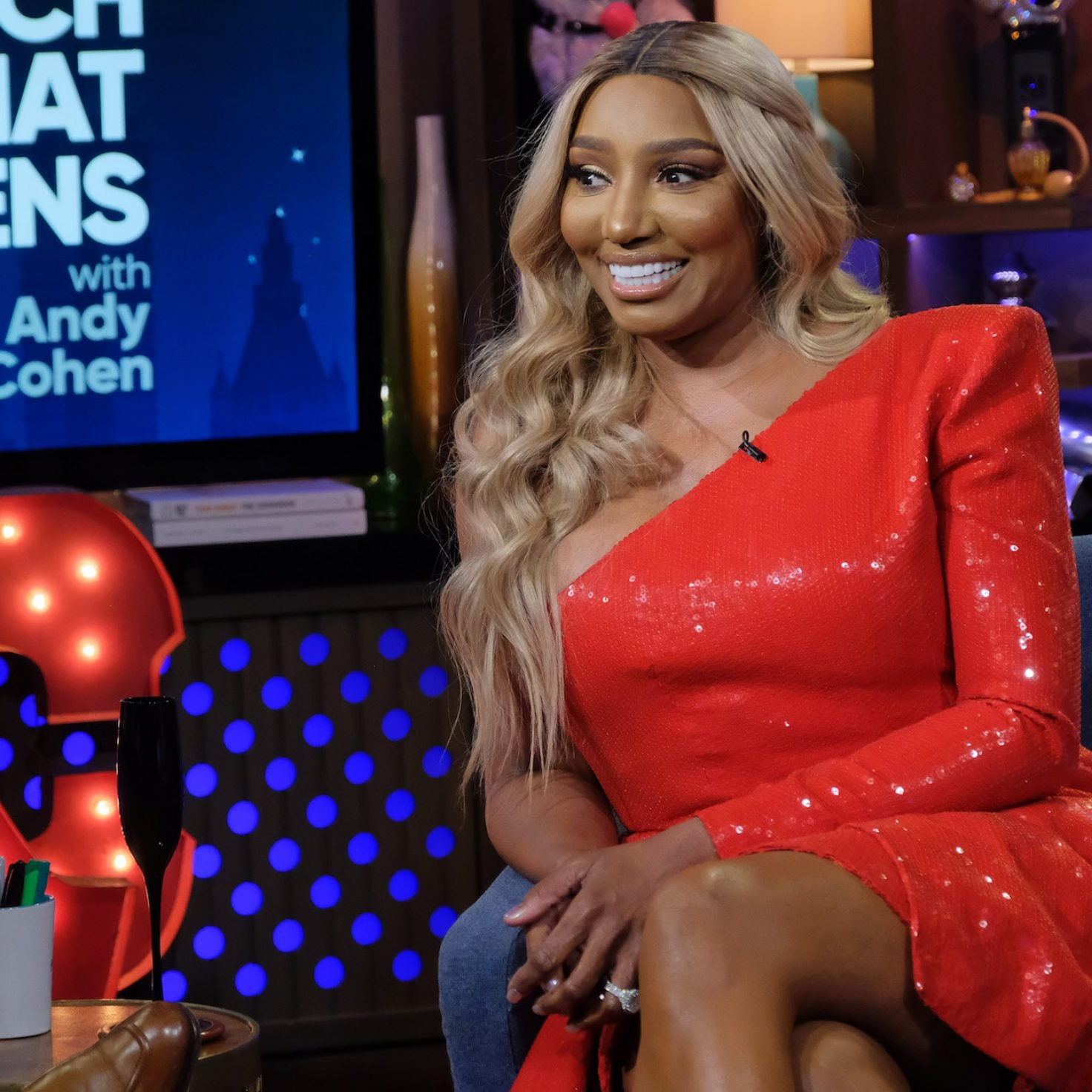 Nene Leakes Didn't Realize She Was Being Allegedly Followed At Bergdorf Goodman: 'I Didn't Pay Them Any Attention'