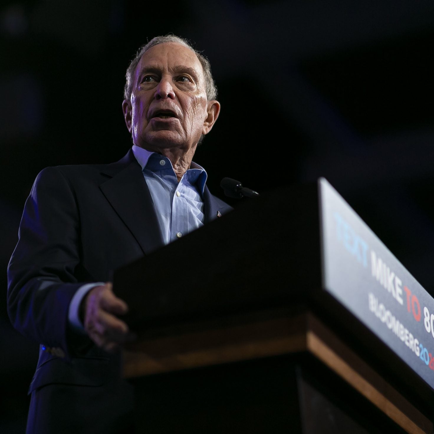 Bloomberg Ends Presidential Campaign, Endorses Biden