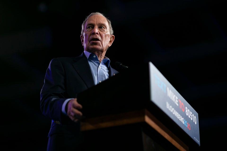 Bloomberg Ends Presidential Campaign, Endorses Biden