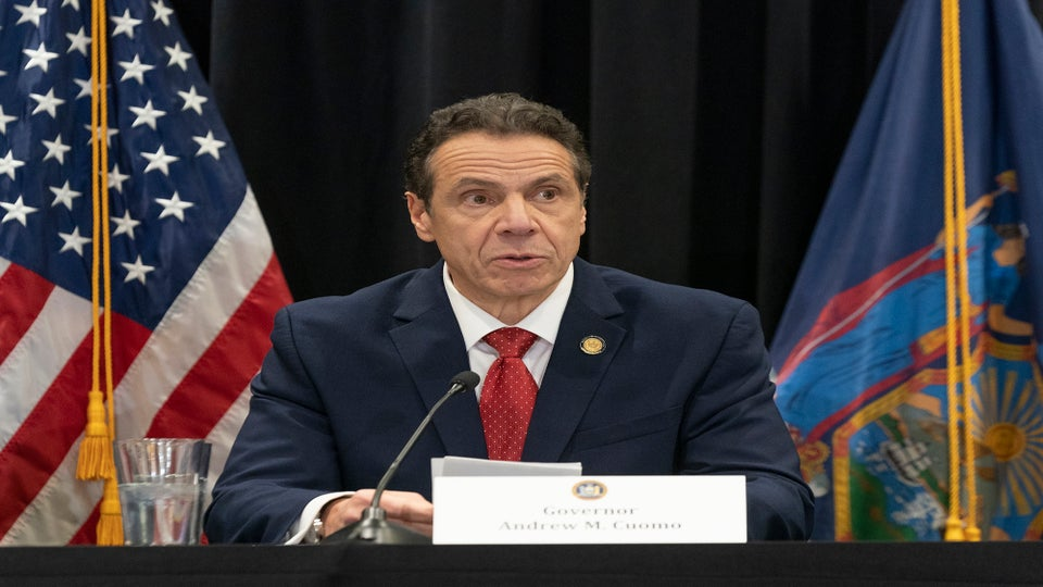 Governor Andrew Cuomo Declares State Of Emergency As Coronavirus Cases Rise To 76 In New York State