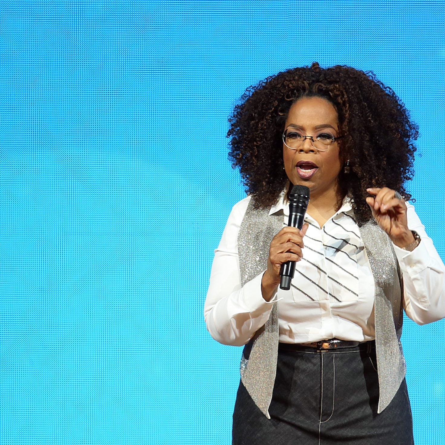 Oprah Winfrey Shuts Down Horrifying Viral Arrest Rumor