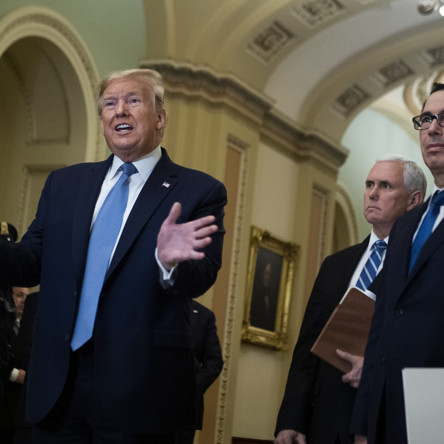 Trump Pushes To Send Checks Directly To Americans As Part Of Coronavirus Stimulus Package