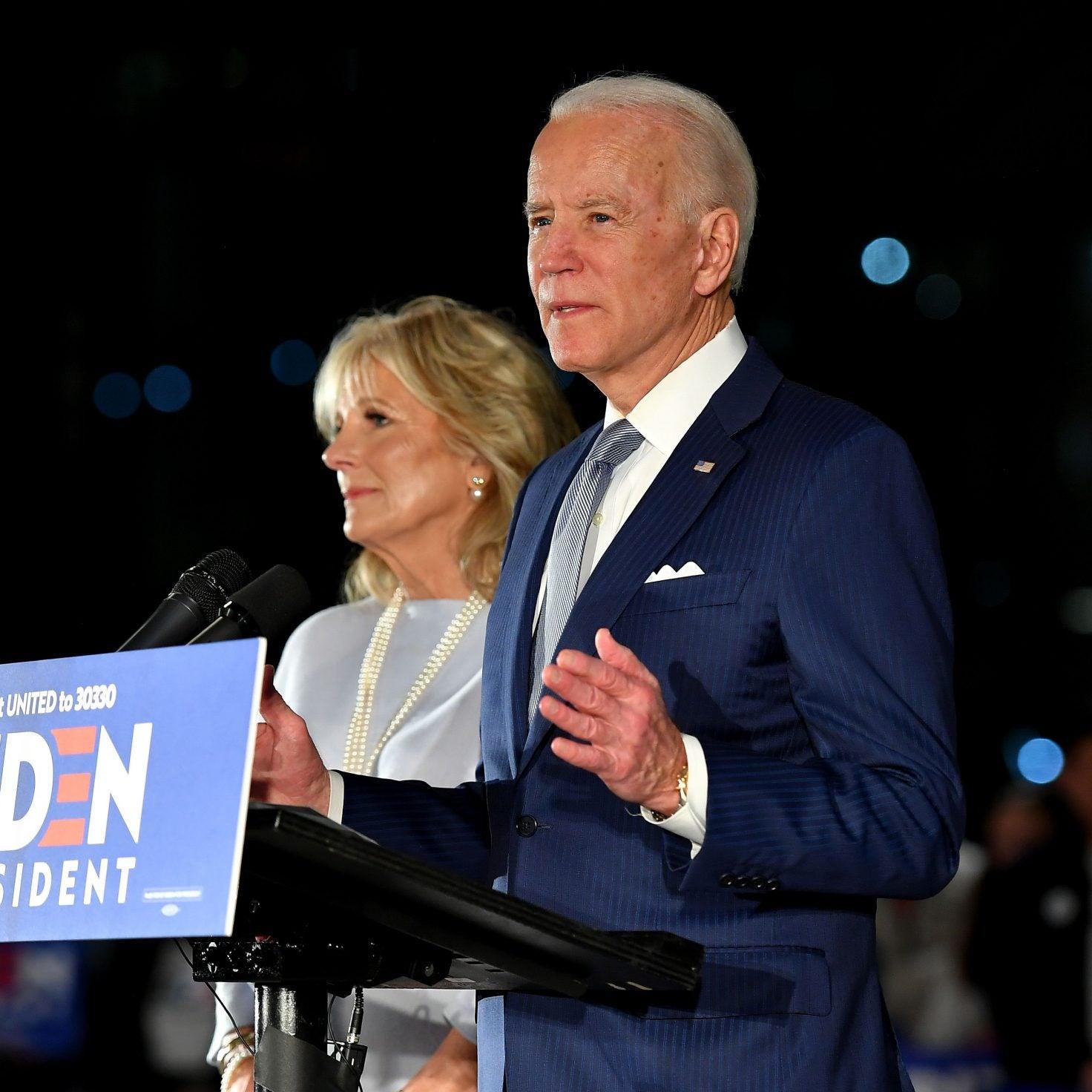 Biden Secures Big Wins In March 10 Primaries