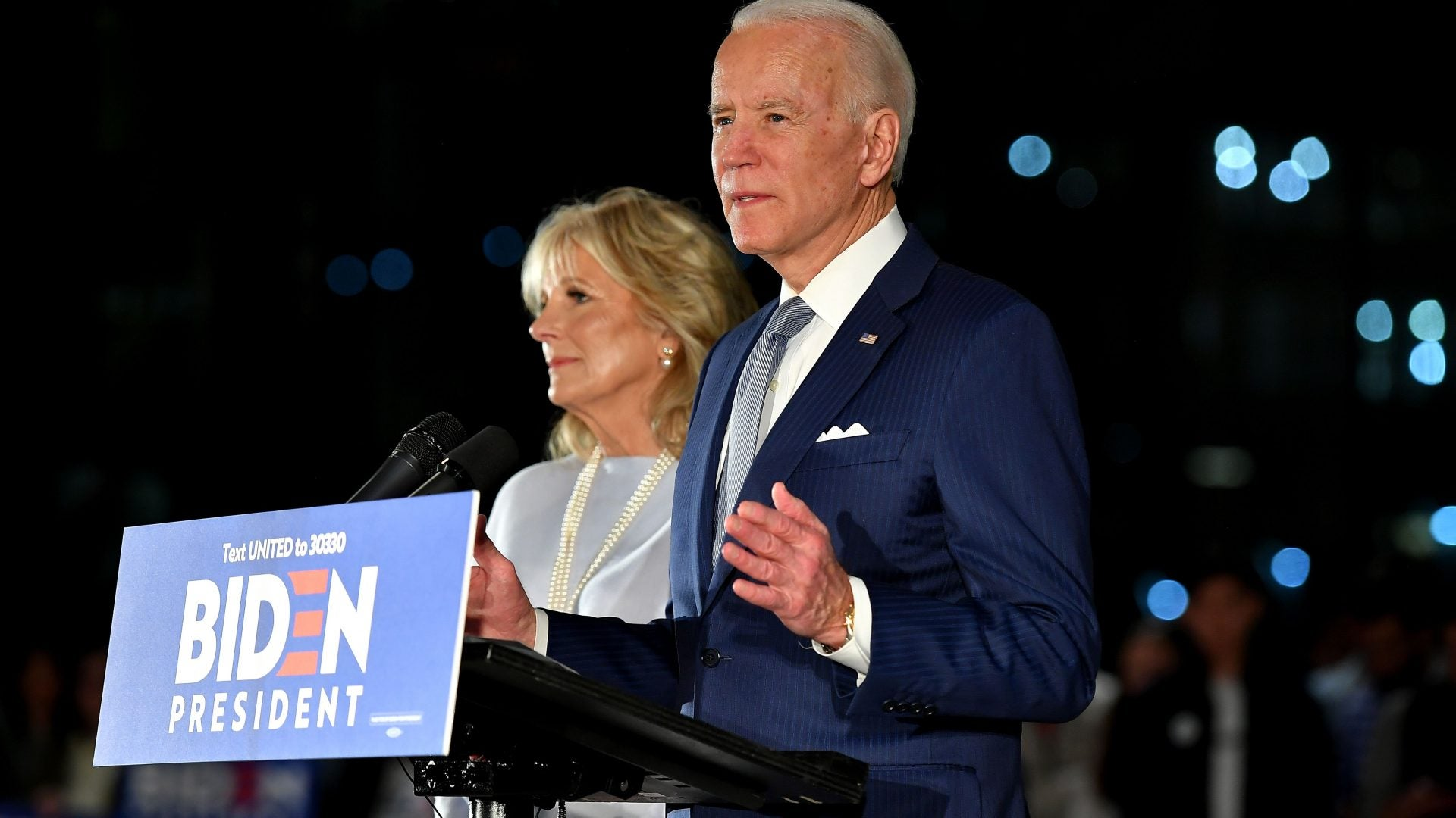 Biden Secures Big Wins In March 10 Primaries