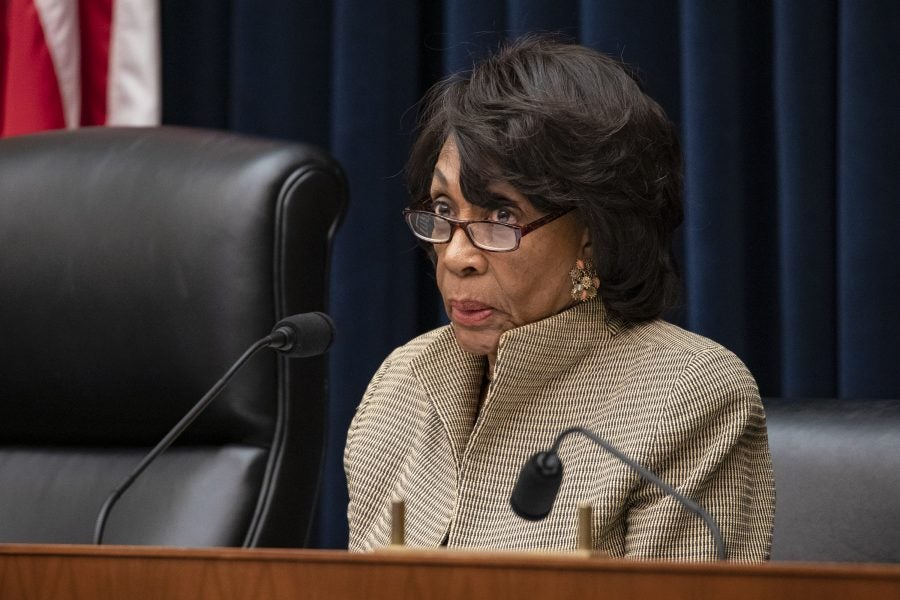 Maxine Waters Lays Into AG Barr, Calls Him 'Lap Dog' For Tump