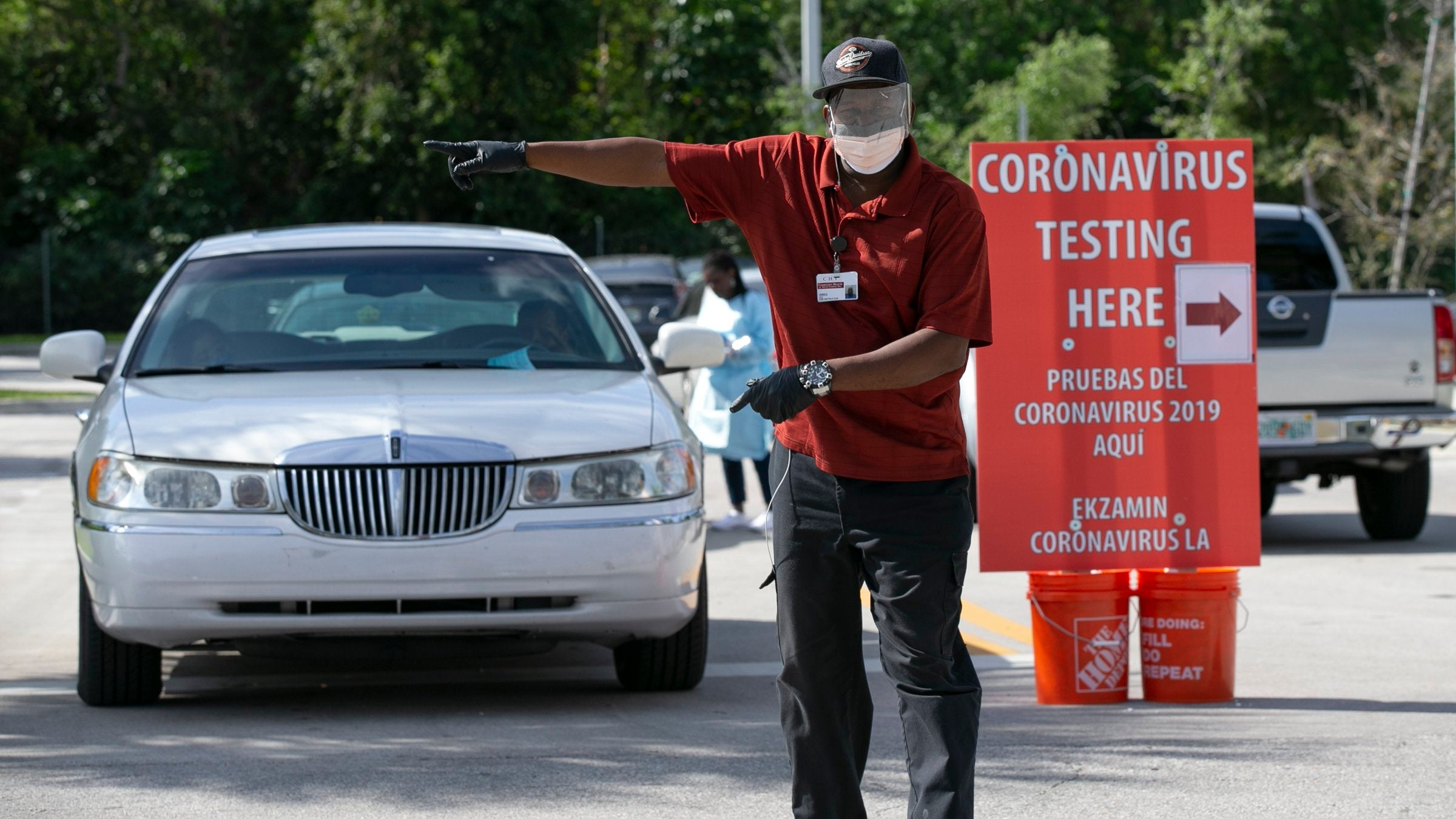 coronavirus testing facility- an nbc special will address questions about the illness