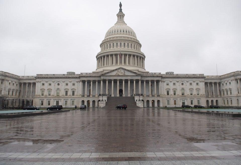 Senate Talks Continue On Coronavirus Stimulus Package After Failed Vote
