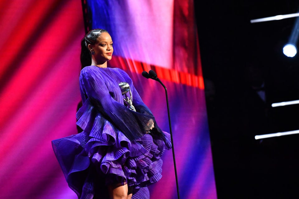 Rihanna Says 'Racism Is Alive Everywhere'