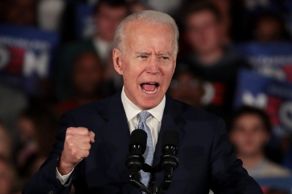Joe Biden Told Us He'd Be The Nominee
