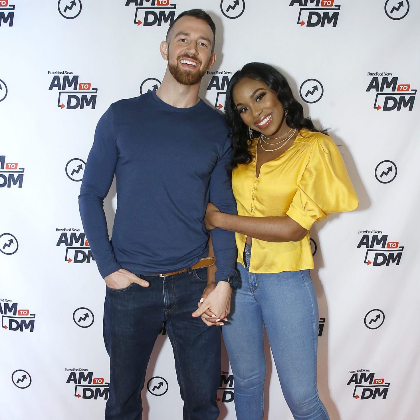 'Love Is Blind's' Lauren And Cameron, Lena Waithe And More Celebs Out And About