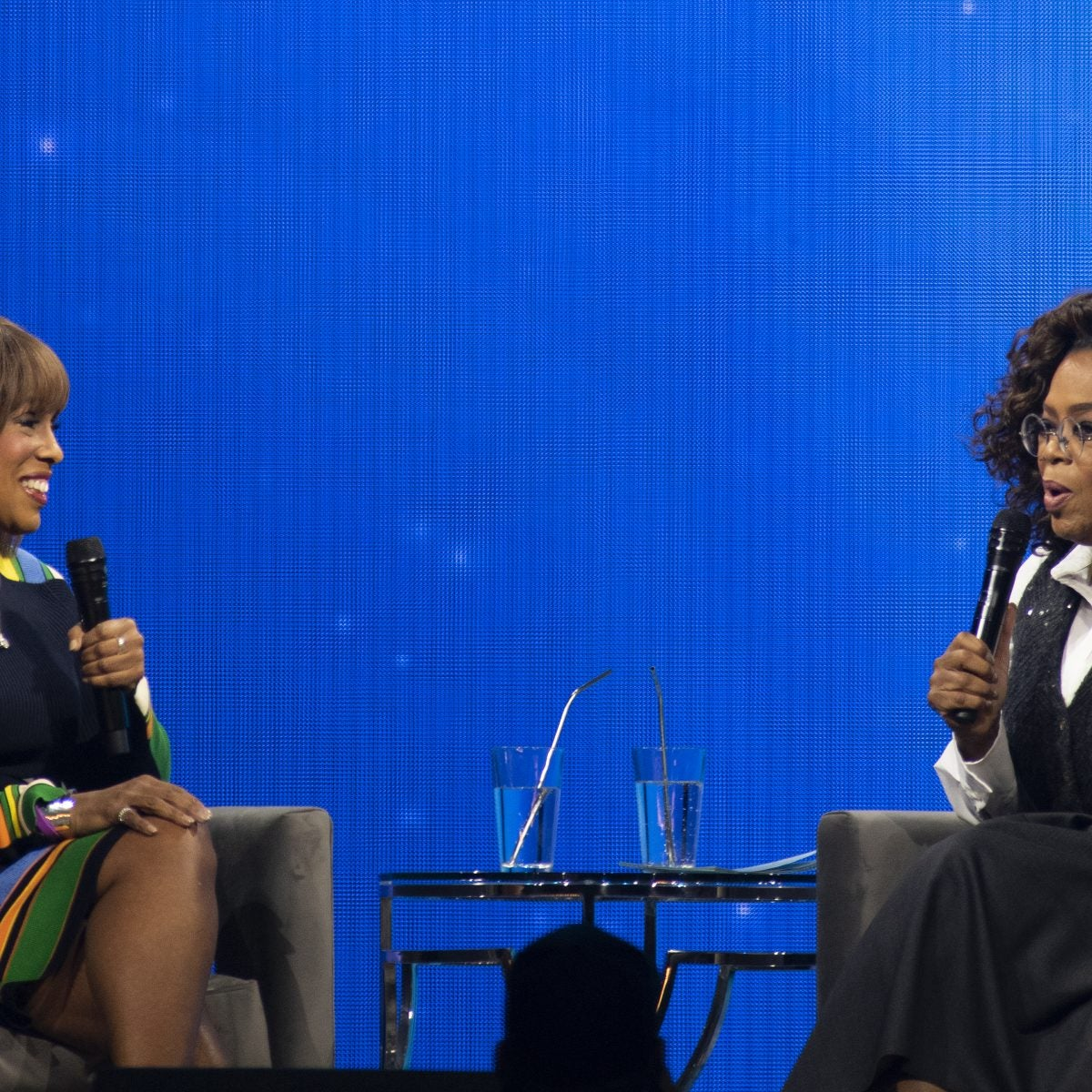 After Kobe Bryant Backlash, Gayle King Warns 'You Can't Speak To Me The Way I Was Spoken To'
