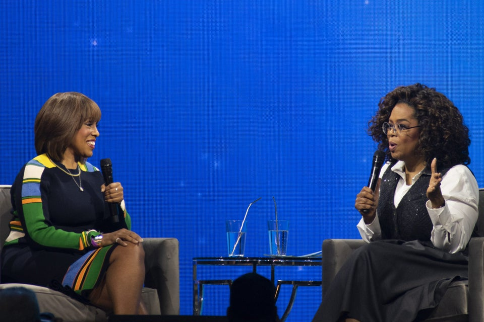 Gayle King Opens Up About Kobe Bryant Backlash In Sit-Down With Oprah Winfrey