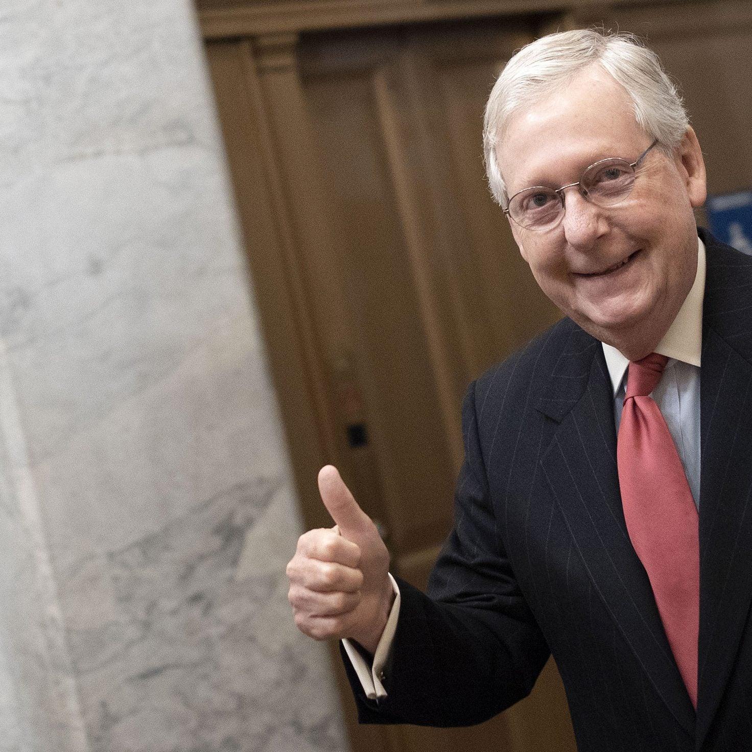 Senate Unanimously Passes Historic $2 Trillion Coronavirus Stimulus Package