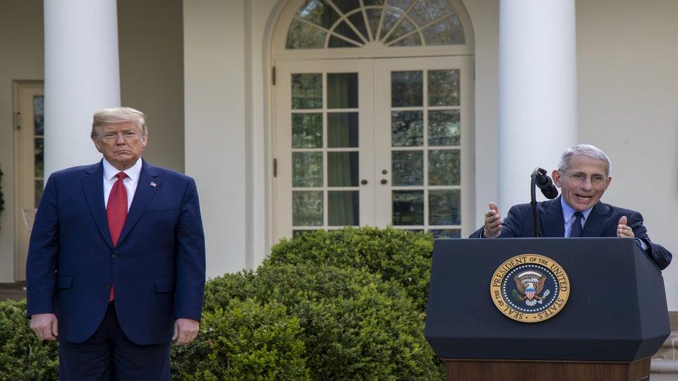 Trump Backtracks, Extends Federal Social Distancing Guidelines