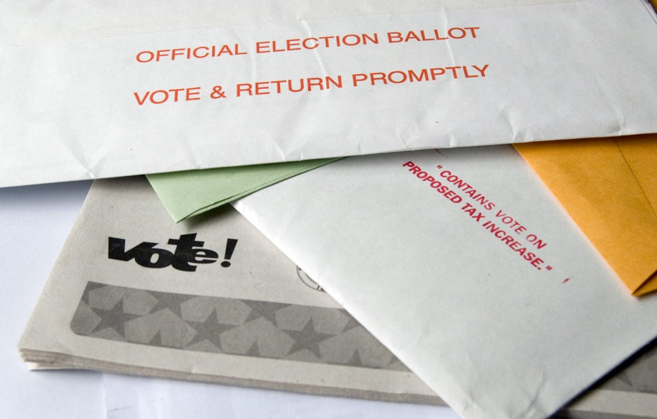 Primary And General Elections Need To Be Voted By Mail Nationwide