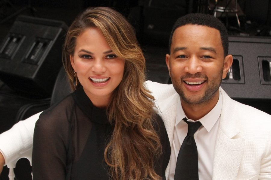 While Quarantined, John Legend And Chrissy Teigen Entertained Us With Their Breakup Story - Essence