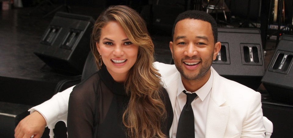 John Legend And Chrissy Teigen On That One Time They Broke Up