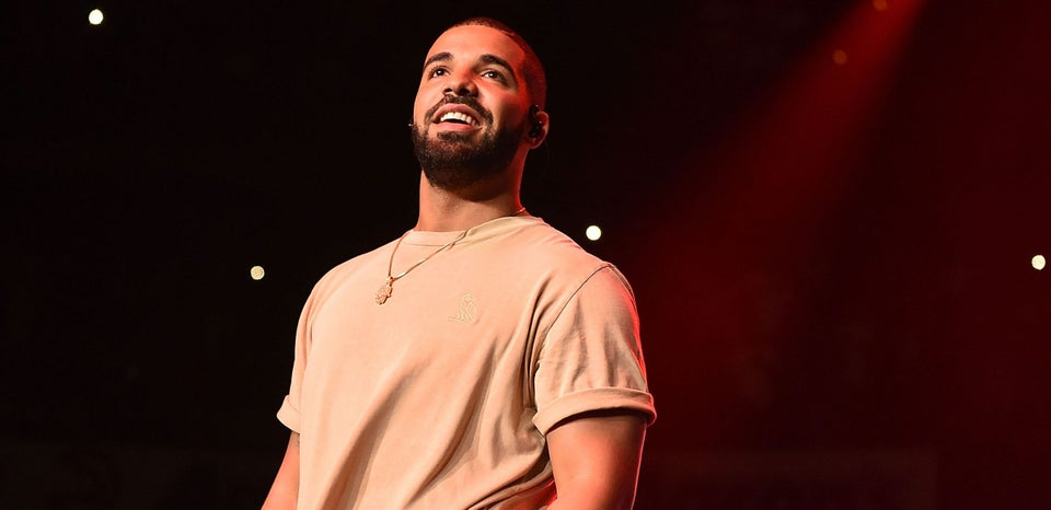 Drake Reveals The First Photo Of His Son Adonis