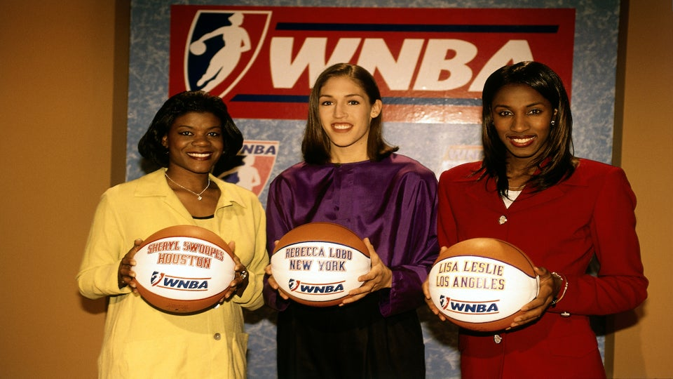 The WNBA Kicks Off Women's History Month With A Nod To Pioneering Players