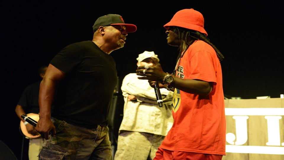 Public Enemy Says Flavor Flav Has Been Suspended From Group Since 2016