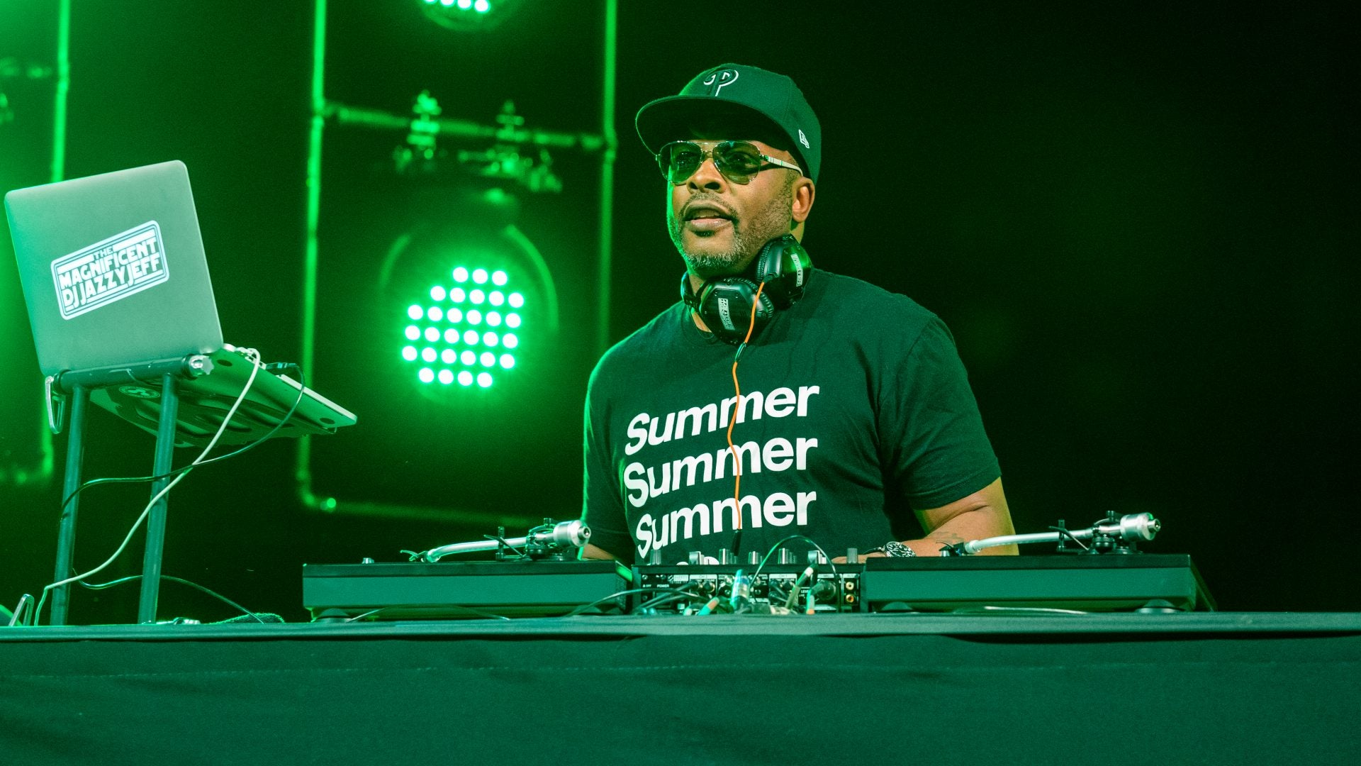 DJ Jazzy Jeff Diagnosed With Pneumonia, May Have COVID-19