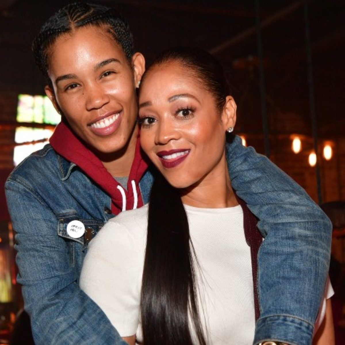'Love & Hip Hop Atlanta' Couple Mimi Faust And Ty Young Share The Perfect Messy Bun Tutorial