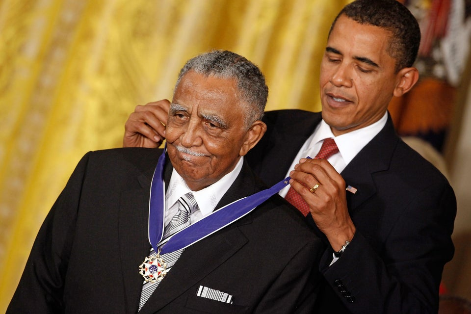 Civil Rights Icon Rev. Joseph E. Lowery Dies At 98