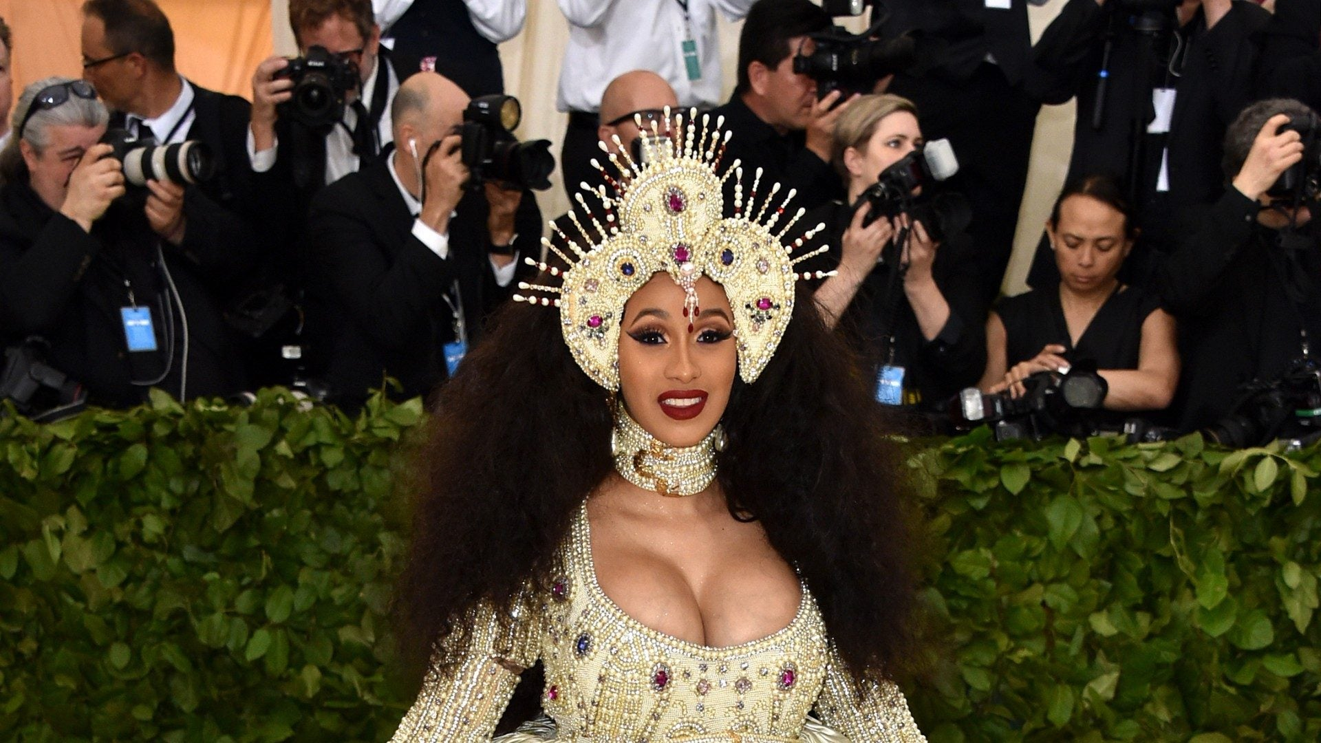 Check Out These Past Met Gala Beauty Moments