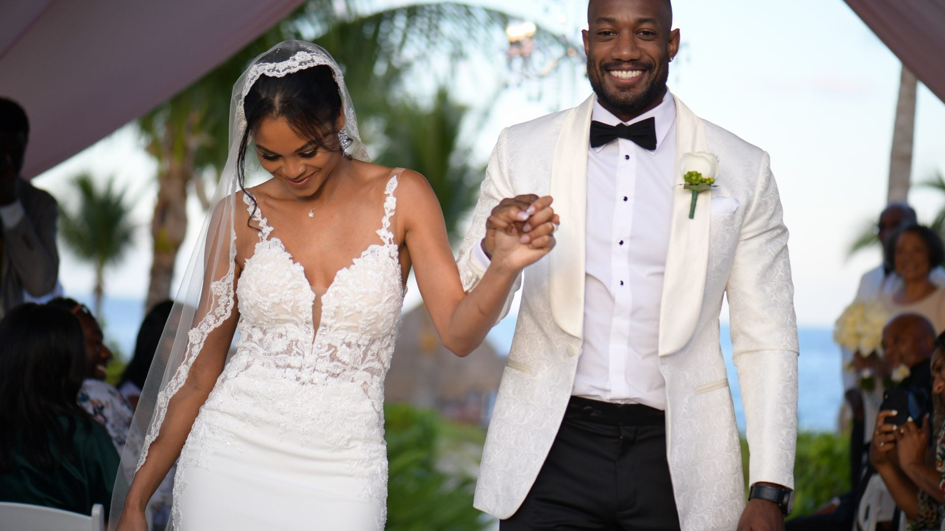 Bridal Bliss: Lateesha And Tristan's Destination Wedding In Mexico