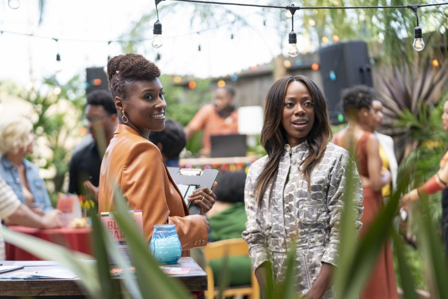 Issa Rae Breaks Down The Fight Between Issa And Molly on 'Insecure'