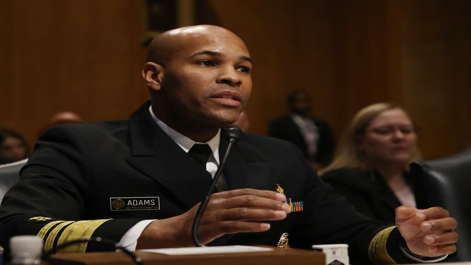 Twitter Rips Into Surgeon General For Telling Blacks To 'Step Up' Amid COVID-19 Pandemic