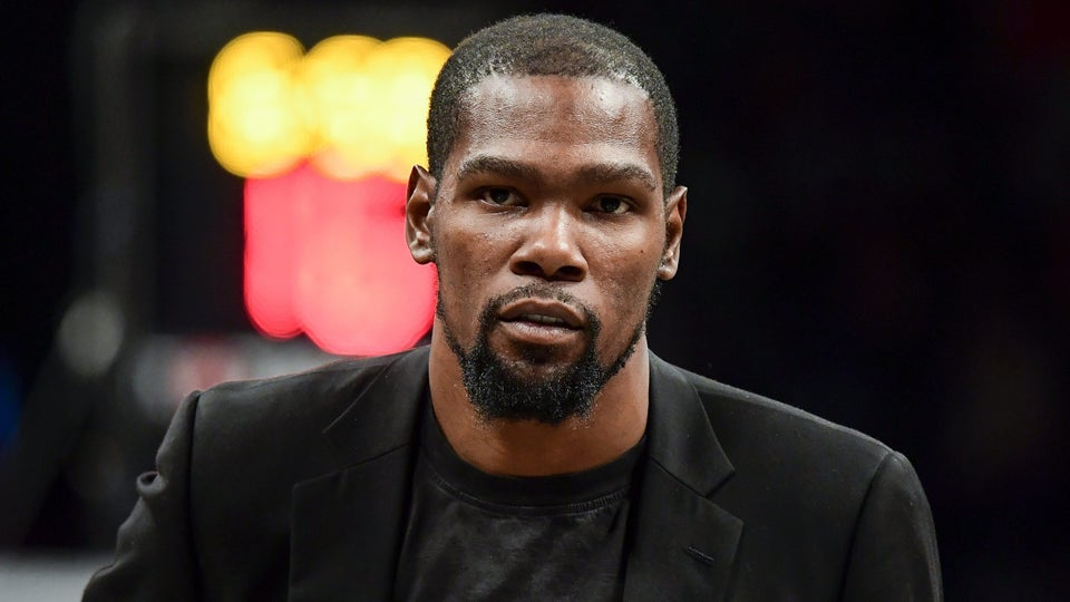 Kevin Durant And Three Other Brooklyn Nets Test Positive For Coronavirus