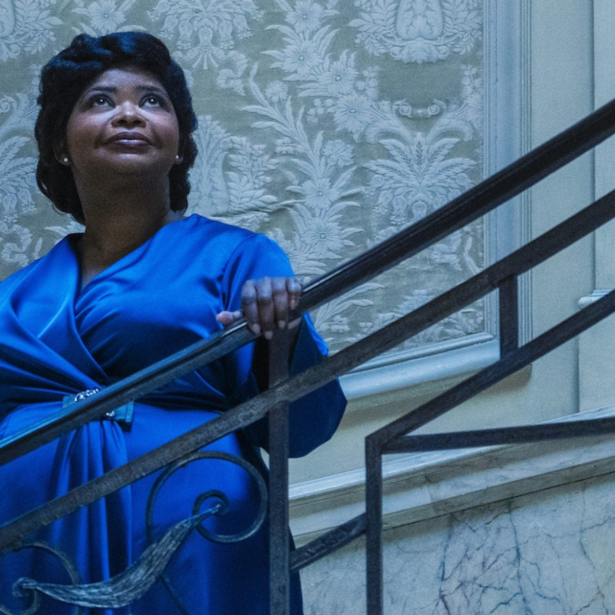 'Self Made' Star Octavia Spencer Says We Need Male Allies