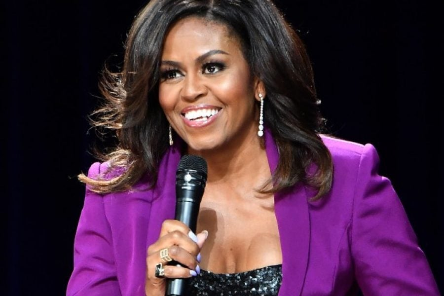 Michelle Obama Has A Message For The Little Black Girl Who Called Herself Ugly