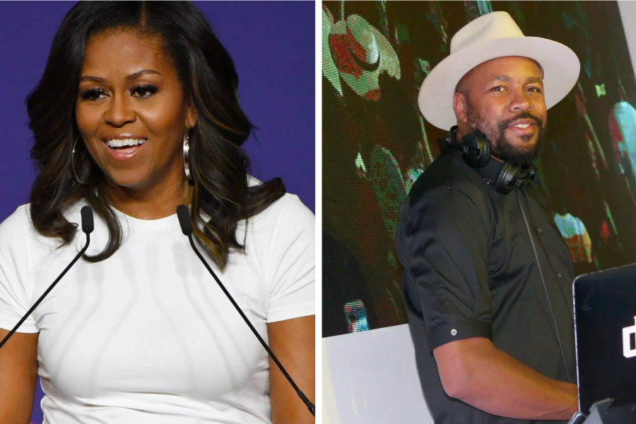 Michelle Obama And DJ D-Nice Are Throwing A Virtual Party ...