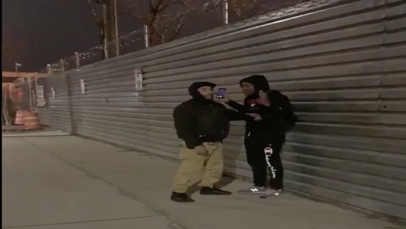 Video Shows Black Man Getting Assaulted By Aggressive NYPD Officers