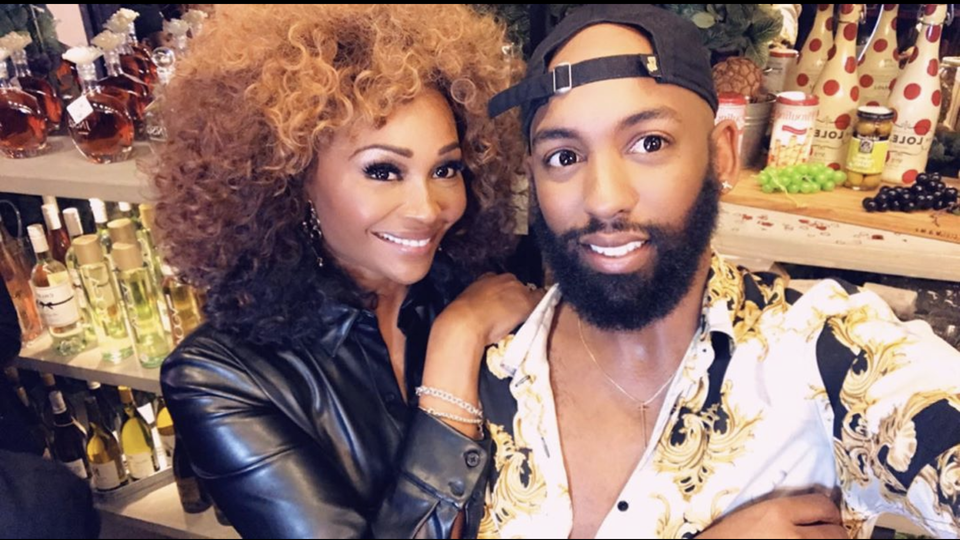 Cynthia Bailey Comments On Former Assistant Carlton Morton's Dramatic Time On Netflix Dating Show 'Love Is Blind'