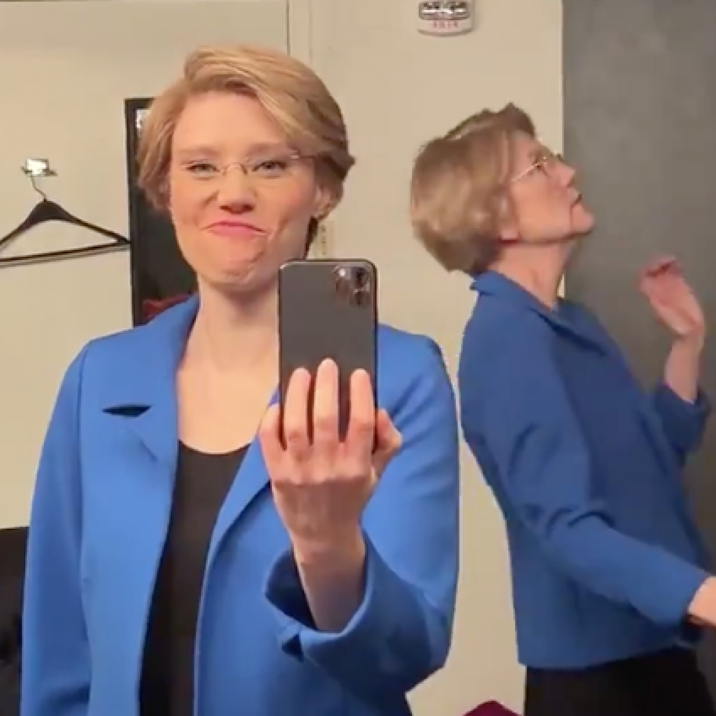 Elizabeth Warren Dancing To Drake Is Giving Peak Unbothered Vibes
