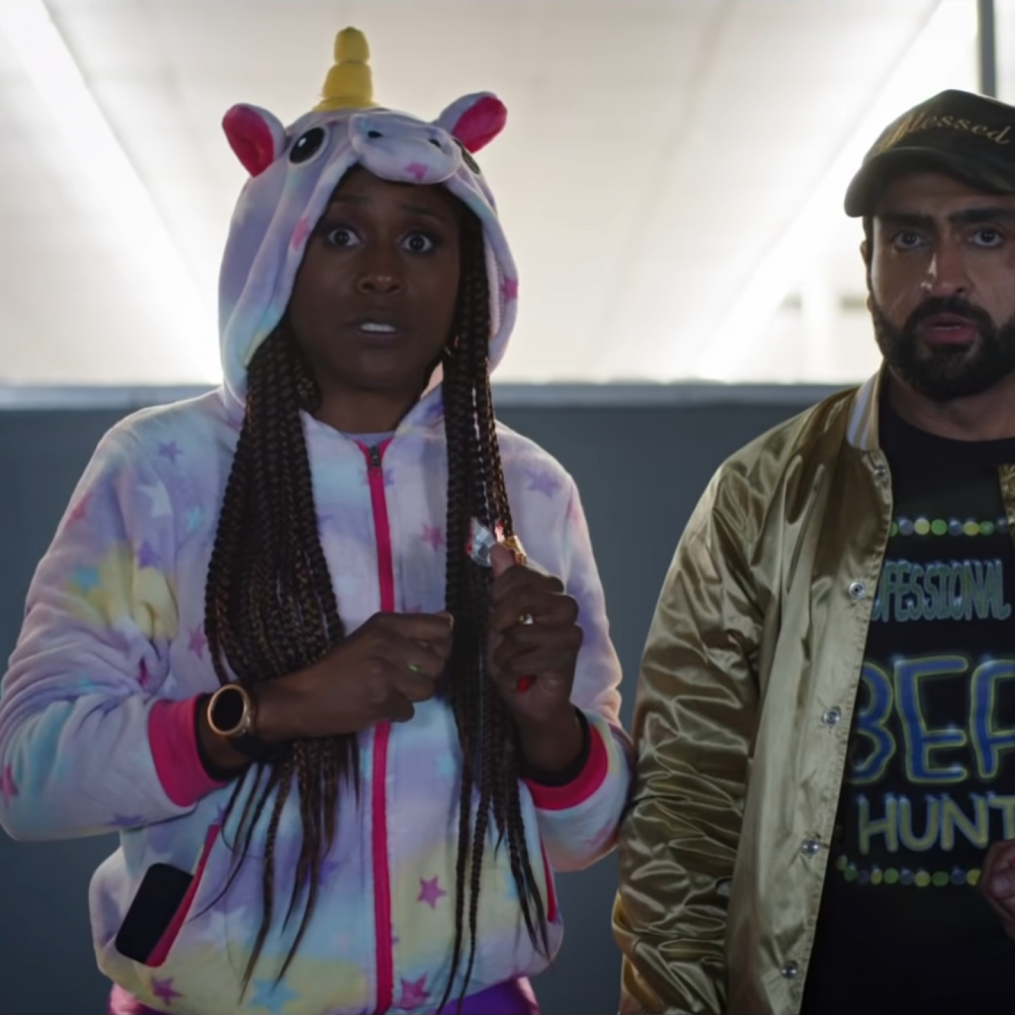 Netflix Picks Up Issa Rae And Kumail Nanjiani's 'The Lovebirds'