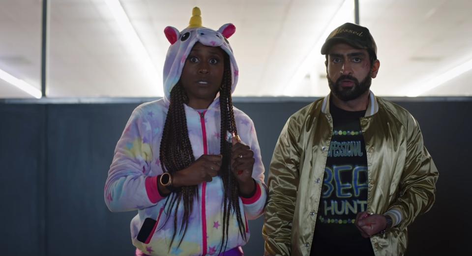 Netflix Picks Up Issa Rae And Kumail Nanjiani's 'The Lovebirds'
