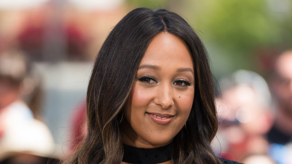 Tamera Mowry-Housley Proudly Shows Off Her Gray Hair