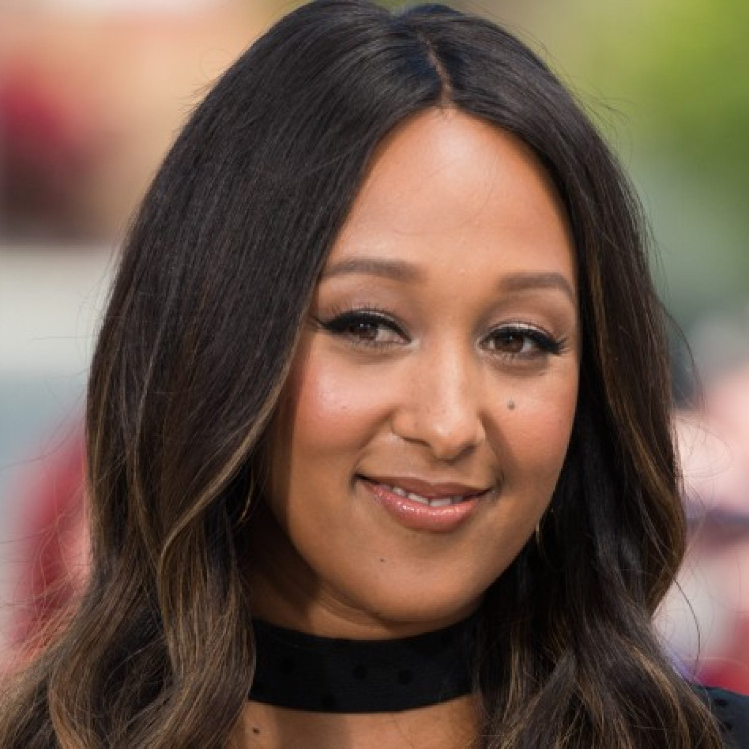 Tamera Mowry-Housely's Hairline Is Full Of Grays, And She's Okay With It