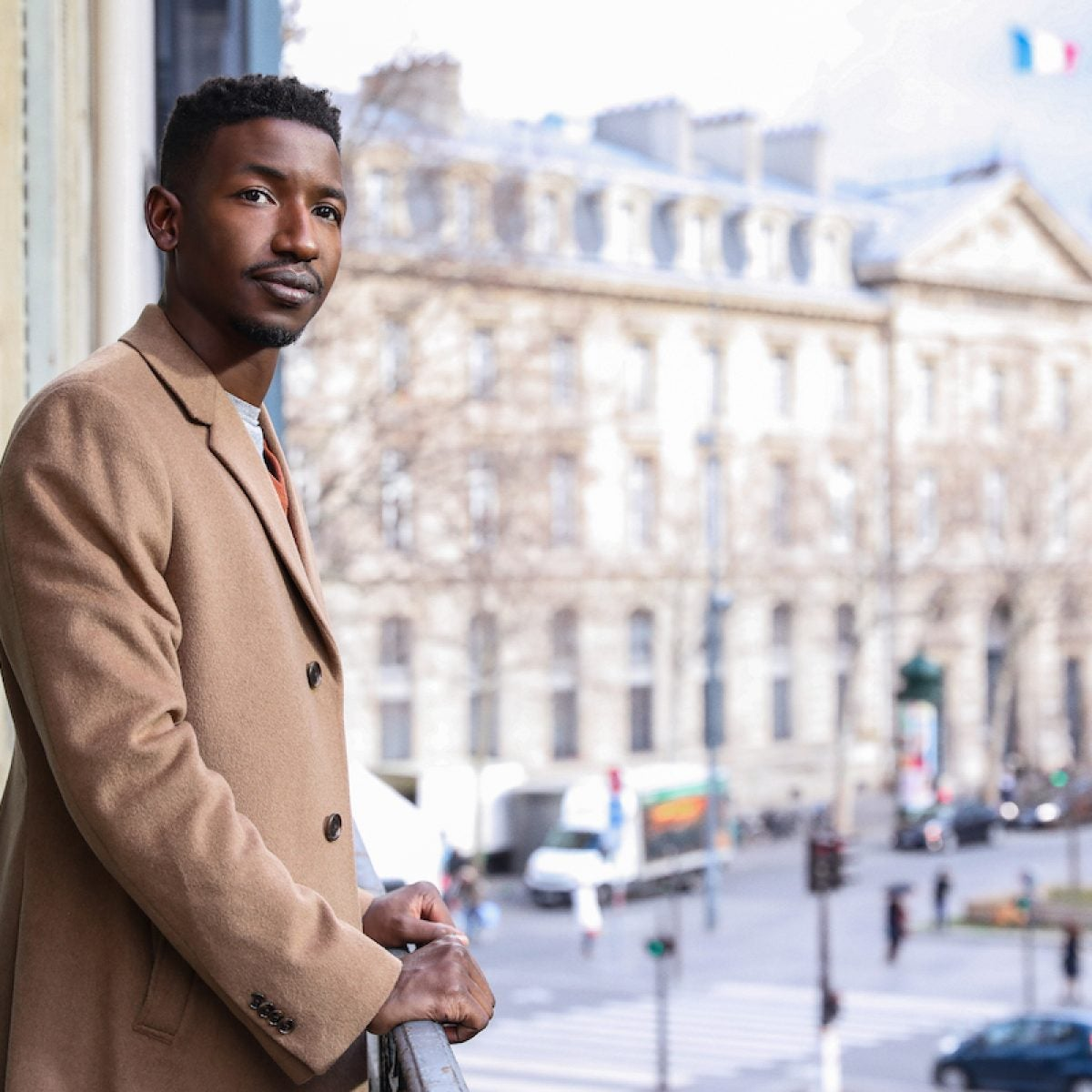 'Uncorked' Star Mamoudou Athie Says Film Isn't Only About Wine, It's About Chasing Dreams