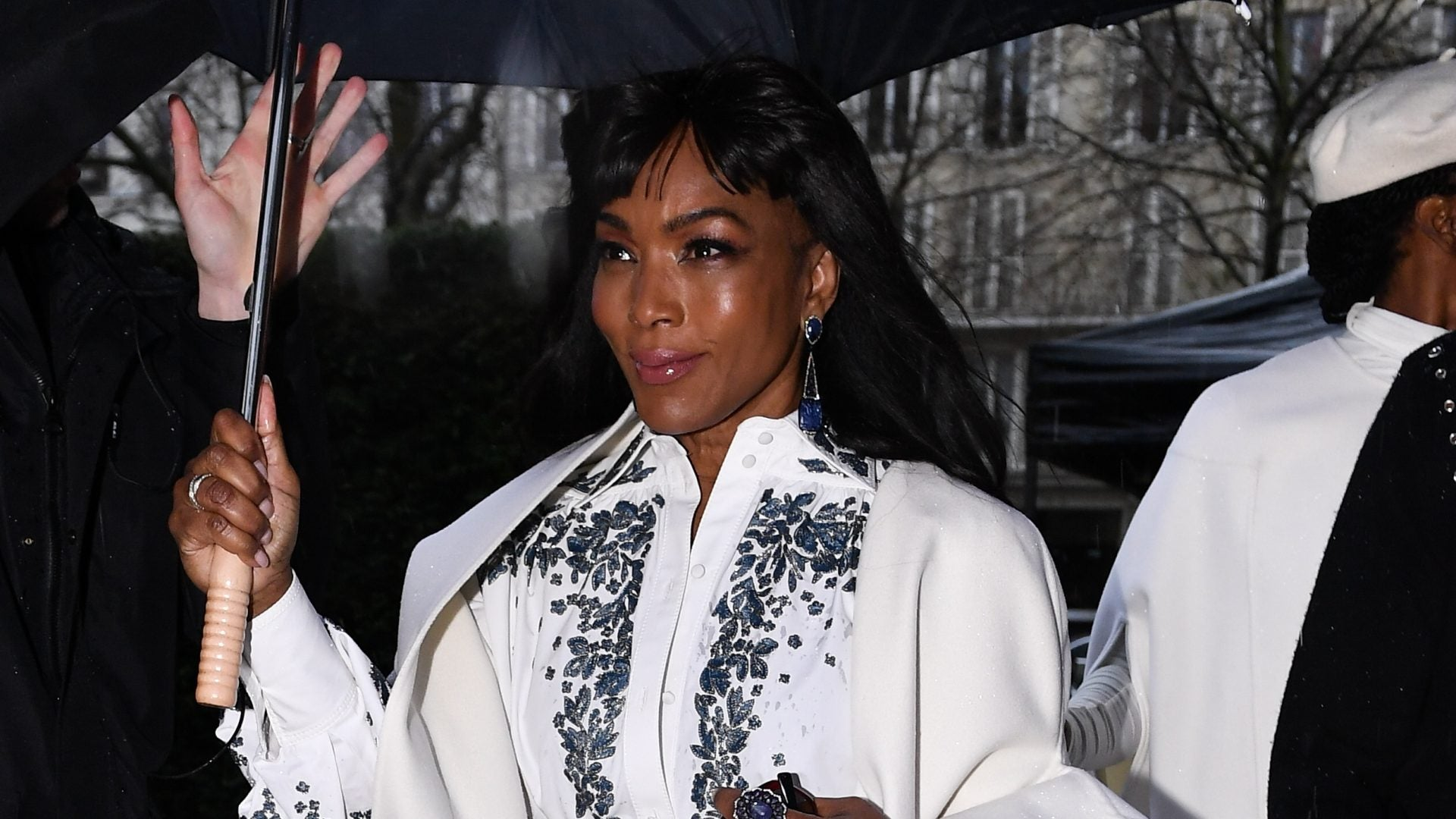 Angela Bassett, Solange, And More Celebrity Weekend Style