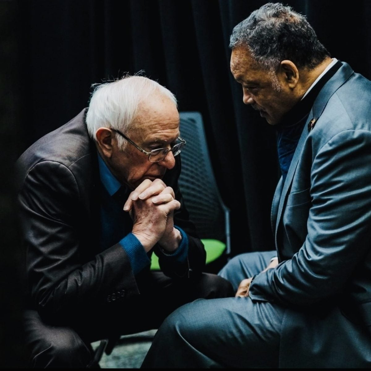 The Christian Case For Bernie Sanders