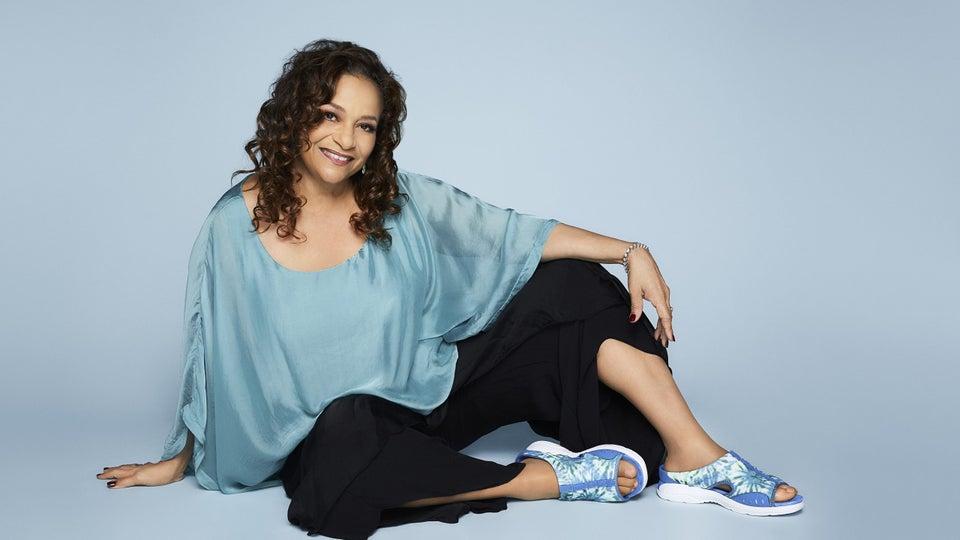 Debbie Allen Stars In Easy Spirit Footwear Campaign