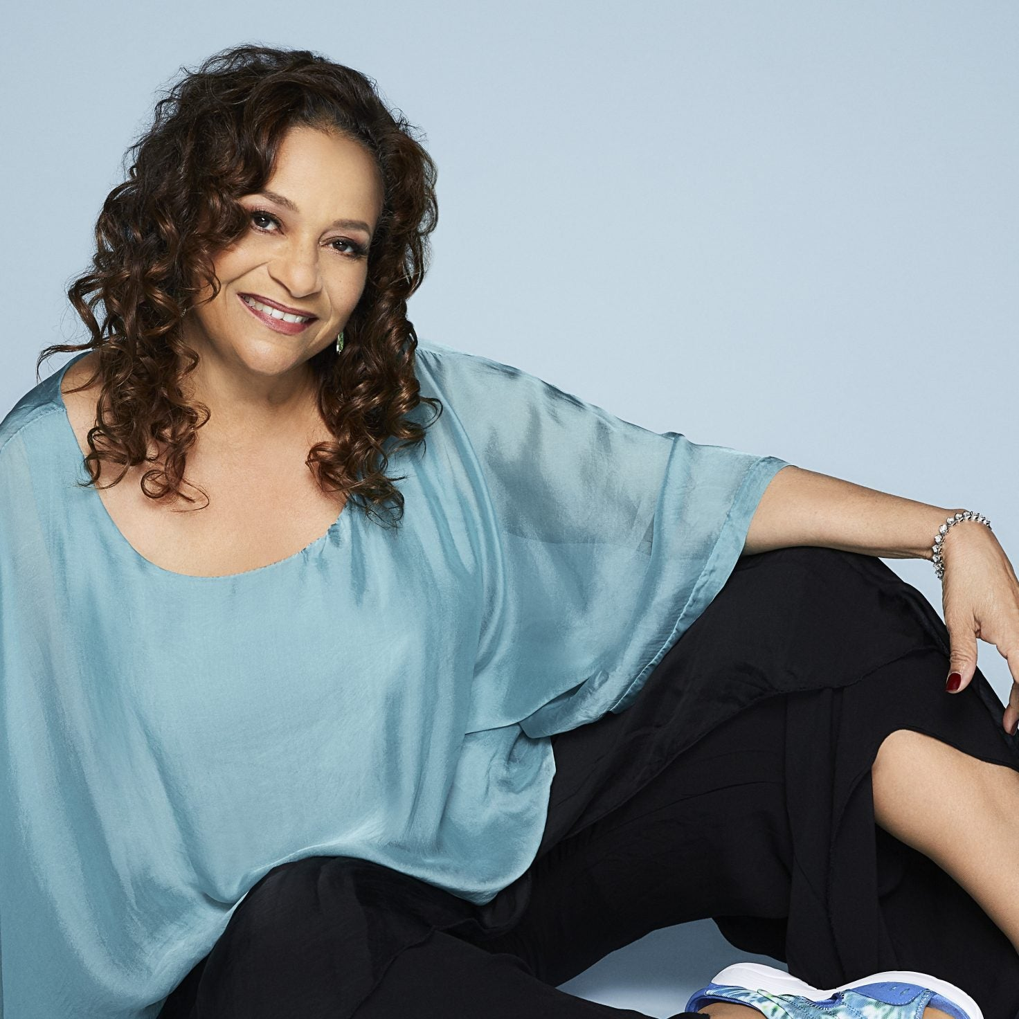 Debbie Allen Is Living Her Best Life In The Latest Easy Spirit Footwear Campaign